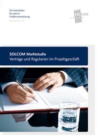 Marktstudie: Vertragsarten und Regularien im Projektgeschäft