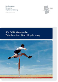 Marktstudie: Zwischenbilanz Geschäftsjahr 2009
