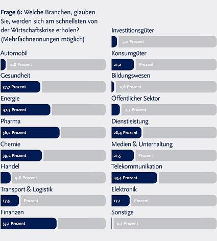 Marktstudie: Ausblick auf den Projektmarkt 2010 - 6