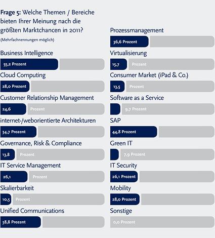 Marktstudie: Ausblick Projektmarkt 2011 - 5