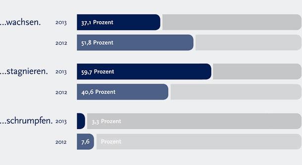Marktstudie: Ausblick auf den Projektmarkt 2013