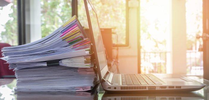 Korrekte Dokumentenbearbeitung als Freiberufler
