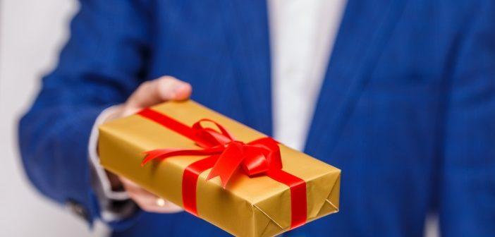 Abzugsfähigkeit von Geschenken